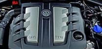 Volkswagen präsentiert seine Dieseloffensive