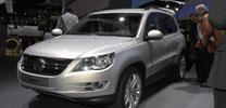 Volkwagen Tiguan: Kompakt-SUV auf Golf-Basis
