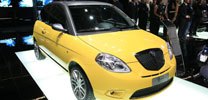 Ypsilon Sport MomoDesign: Lancia zielt auf junge Käufer