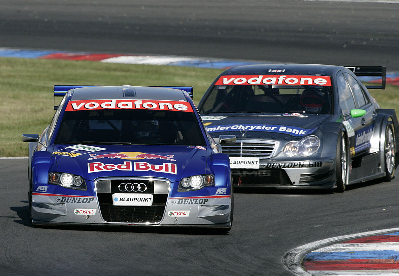 2003-2005: Endspurt im Titelkampf: Im Doppelpack