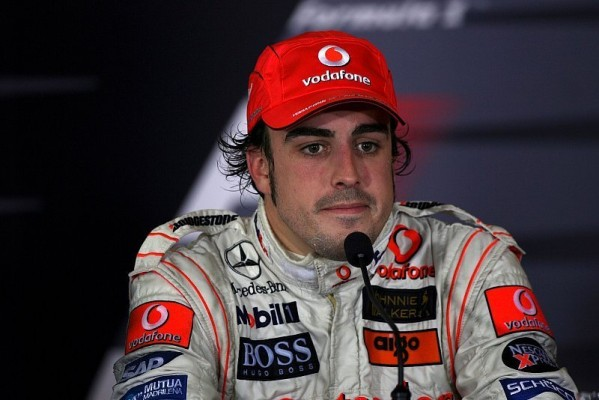 Alonso und die Unsicherheit: Auch Fahrer mit Vertrag müssen noch zittern