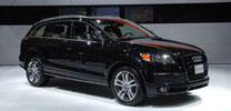 Audi präsentiert Q7 3.0 TDI mit 240 PS