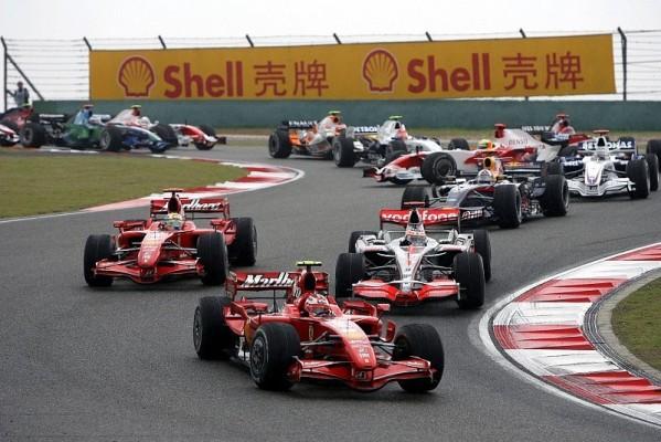 China GP: Räikkönen & Alonso halten WM spannend