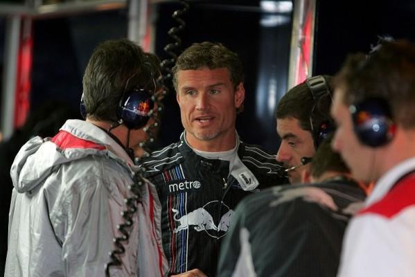 Coulthard stellt fest: Dennis bevorzugt Fahrer