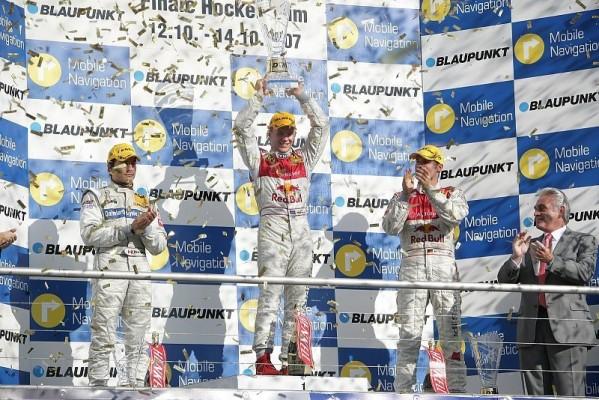 DTM-Champion Mattias Ekström: Herr über das Chaos