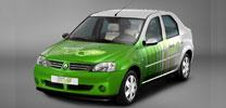 Dacia Logan-Studie verbraucht nur 3,8 Liter Biodiesel