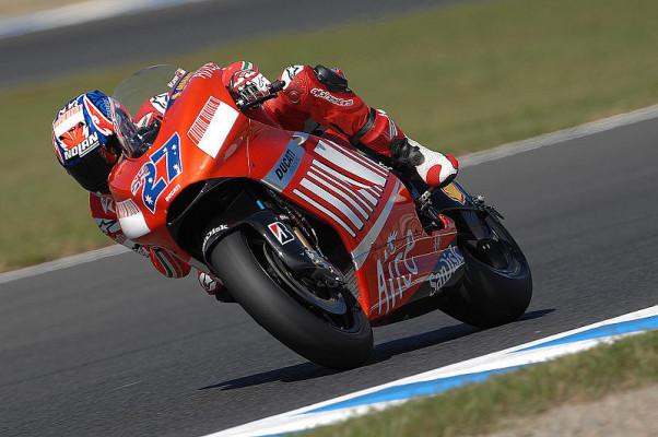 Ducati hat noch Reserven: Beim Reifen und der Verkleidung geht noch was