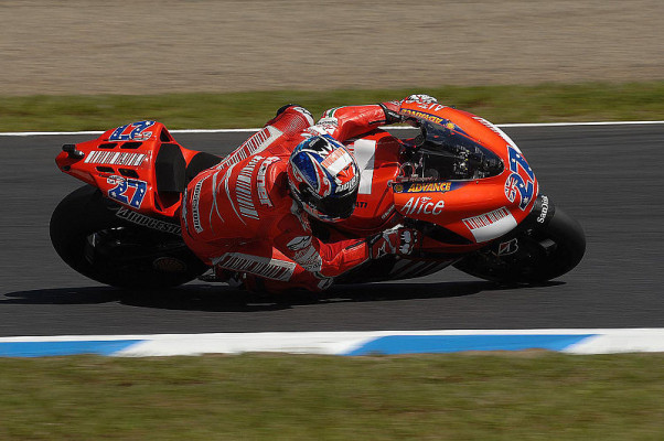 Ducati nicht unzufrieden: Optimistisch für Sonntag