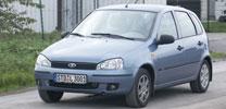 Fahrbericht Lada Kalina 1119: Das automobile Grundbedürfnis