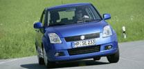 Fahrbericht Suzuki Swift 4x4: Agiles Fahrverhalten - fairer Preis