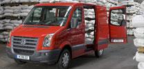 Fahrbericht VW Crafter: Kantiger Transporter mit geschmeidigem Charakter