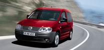 Fahrbericht Volkswagen Caddy Life Ecofuel: Das gute Gewissen fährt immer mit