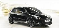 "Ford präsentiert Fiesta-Sondermodell ""Black Magic"""