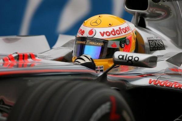 Hamilton bestraft: 15.000 Euro Strafe
