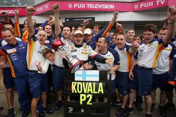 Heikki Kovalainen: Das Blatt hat sich gewendet