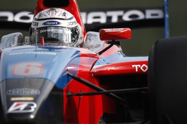Honda testet Nachwuchstalente: GP2-Trio im Einsatz