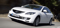 Mazda 6 kommt im ersten Quartal 2008