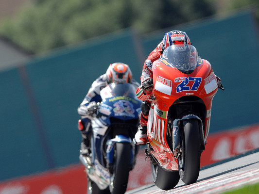 Melandri freut sich auf Ducati: Keine Angst vor Stoner