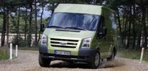 Neue Motoren und eine Sportversion für den Ford Transit