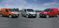 Neuer Kleinsttransporter von Fiat und PSA