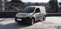 Neuer Renault Kangoo auch als Transporter