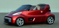 Nissan präsentiert die Konzeptstudien Intima und Round Box