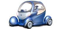 Nissan stellt Pivo II mit drehbarer Fahrgastzelle vor