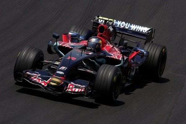 Nur Vettel war zufrieden: Liuzzi hatte mehr erwartet