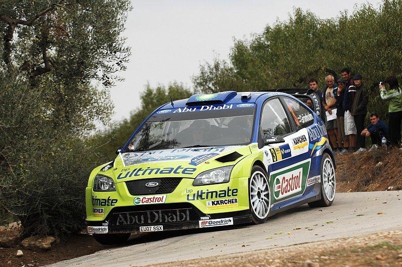 Rallye Frankreich: Optimismus an allen Fronten