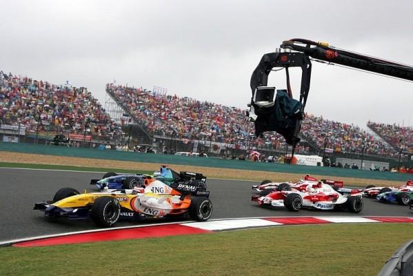 Renault blieb unbelohnt: Es hätte auch Platz vier werden können