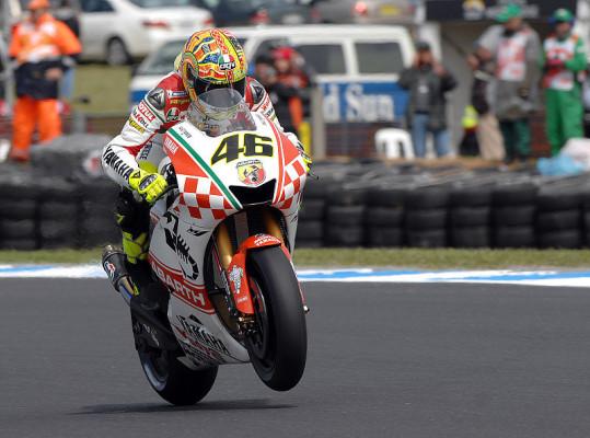 Rossi ist nicht enttäuscht: Alles, was er tun konnte