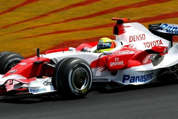 Schumacher bekam es nicht hin: Trulli dreimal Achter