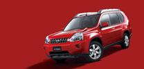 Selbstreparierender Lack für Nissan X-Trail
