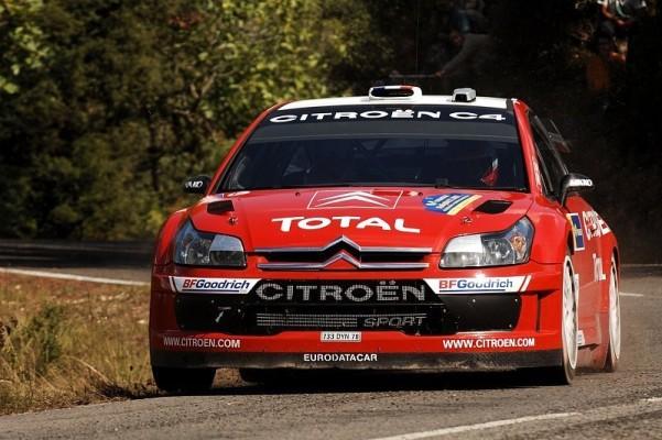 Spanien, Tag 2: Loeb verwaltet Vorsprung