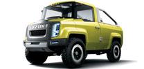 Suzuki zeigt in Tokio neue innovative Fahrzeugstudien
