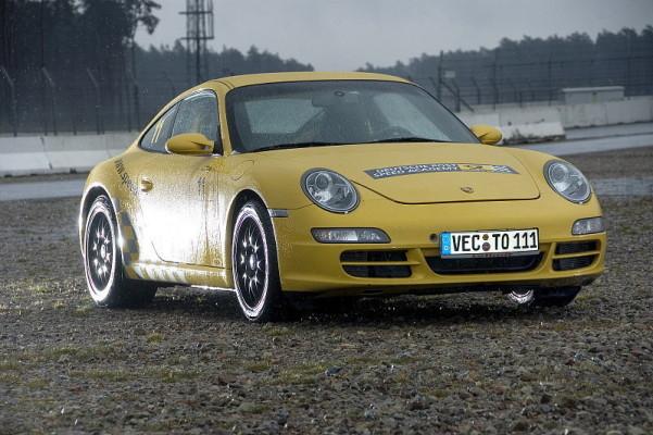 Timo Glock als Postbote: Zauberlehrling im Porsche