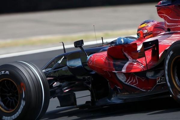 Toro Rosso glücklos: Keine Nase und auch keine Hydraulik