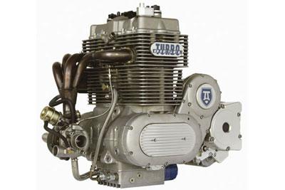 Turbo-Diesel-Motorrad: Die Neander geht in Serie