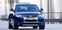VW Touareg R50 ab November