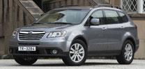 Videoshort - Subaru B9 Tribeca in motion