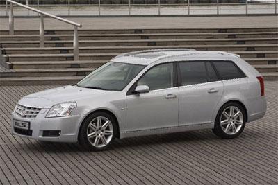 Vorstellung Cadillac BLS Wagon: Ein Cadillac für die Familie