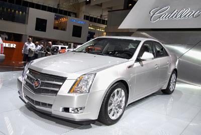 Vorstellung Cadillac CTS: Der amerikanische Freund