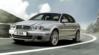Überarbeiteter Jaguar X-Type ab 31 500 Euro