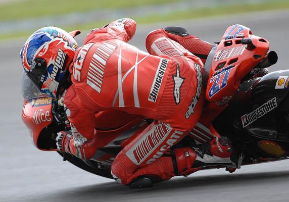 1. Training MotoGP: Der Auftakt gehörte Stoner