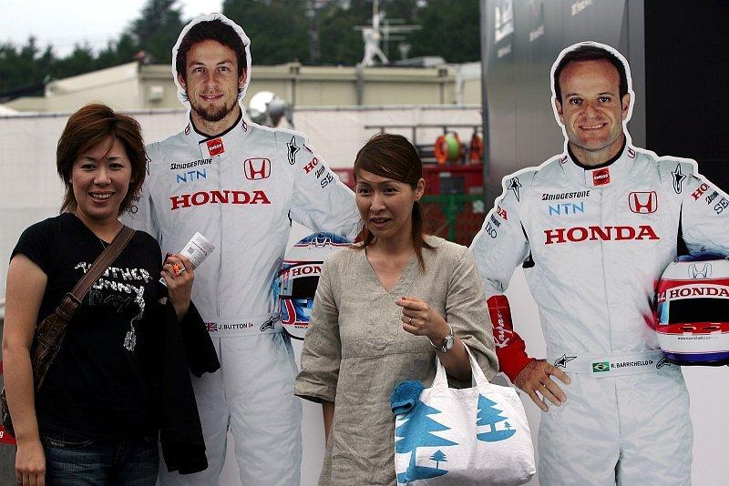 An guten Tagen wie Schumacher: Brawn setzt auf Barrichello