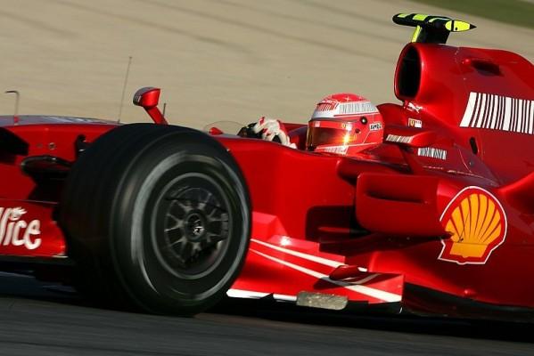Barcelona, Tag 2: Schumacher zum Zweiten