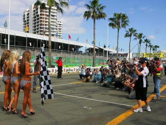 Der Australien Grand Prix: Queensland bringt sich wieder ins Spiel