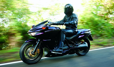 EICMA 2007: Hondas Motorradneuheiten in Mailand