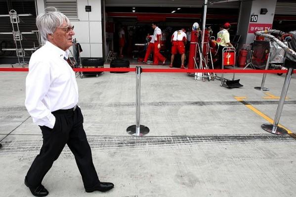 Ecclestone kritisiert Rennstewards: Die FIA sollte sich raushalten