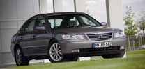 Fahrbericht Hyundai Grandeur 2.2 CRDi: Zum Wohlfühlen